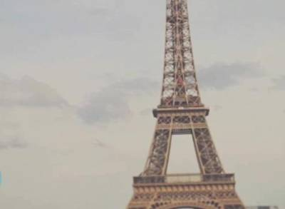 News video: The Eiffel Tower Is Closed